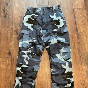 Rothco camouflage pants